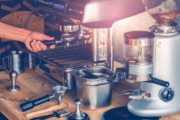 Barista-Kurs Köln - Barista Equipment