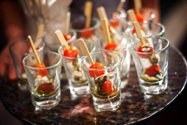 Fingerfood-Kurs Köln – Fingerfood im Glas