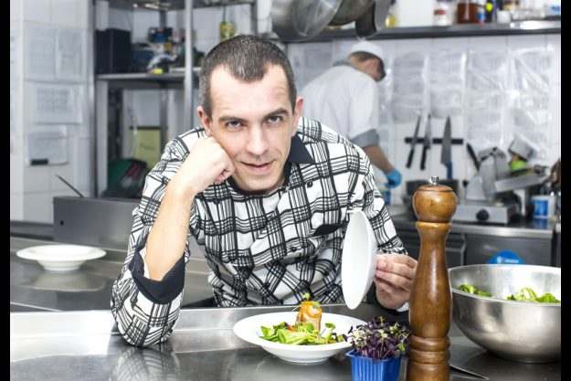 Firmenfeier mit Küchenparty in Köln - Koch Profi