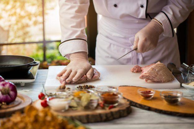 Geschenk-Gutschein-Kochkurs – Fleisch-Kochkurs