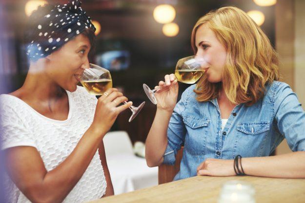 Genussabenteuer für Frauen – Rotwein oder Weisswein