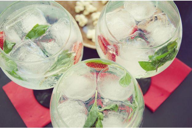 Gin-Tasting Köln –Gin mit Minze