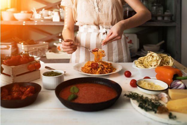 Pasta-Kochkurs Köln – Nudeln mit selbstgemachter Tomatensauce