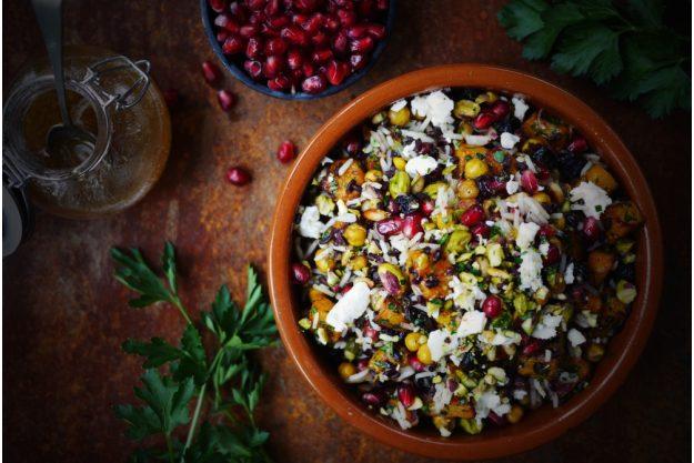 Persisch-Kochkurs Köln – persischer Salat