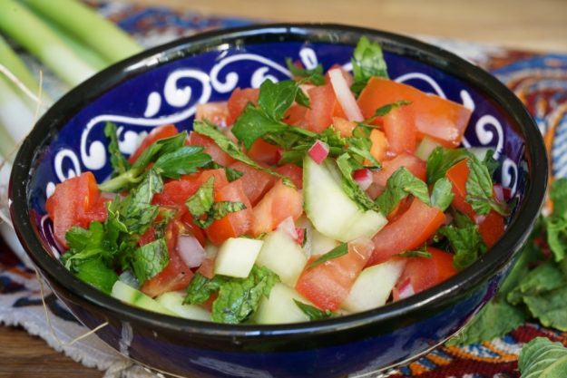 Persisch-Kochkurs Köln – Salat