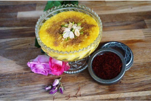 Persisch-Kochkurs Köln – persisches Dessert