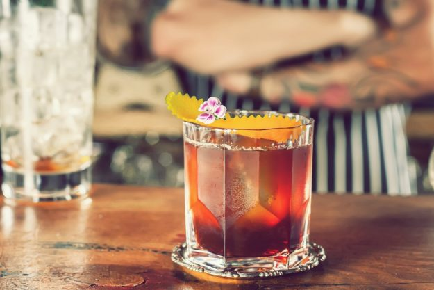 Rum-Tasting Köln – Old Fashioned Cocktail