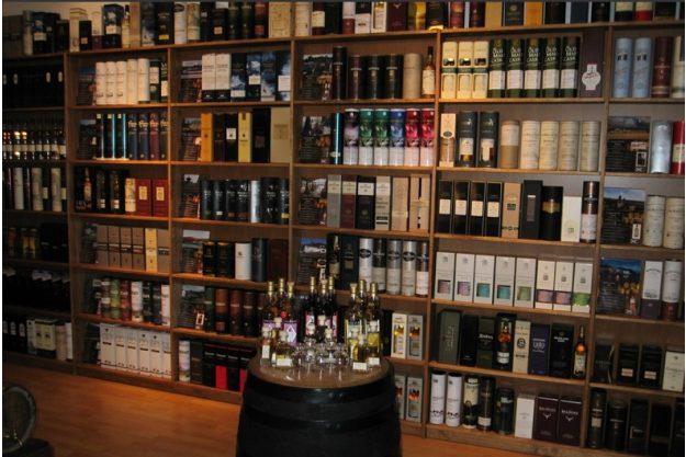 Whisky-Tasting in Köln Scotia Spirit Laden