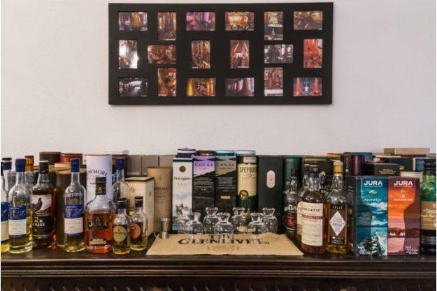 Whisky-Tasting in Köln Whiskyladen