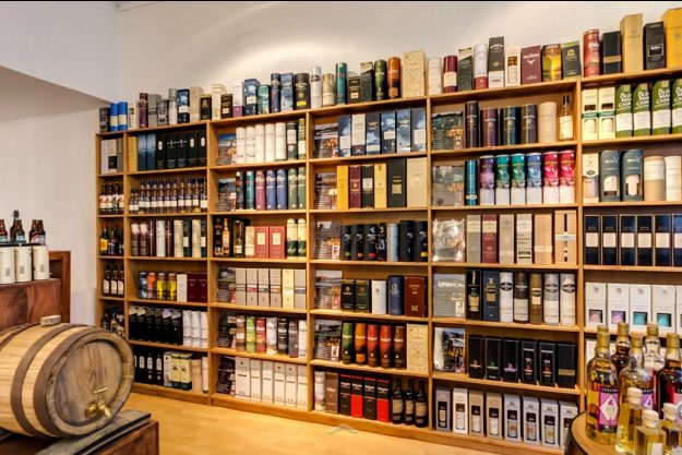 Whisky-Tasting in Köln Scotia Spirit