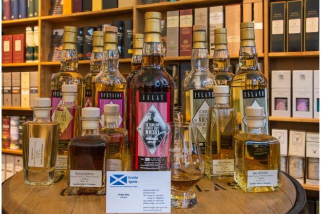 Whisky-Tasting in Köln Malt Whisky