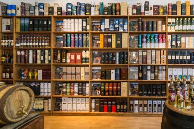 Whisky-Tasting in Köln Single Malt