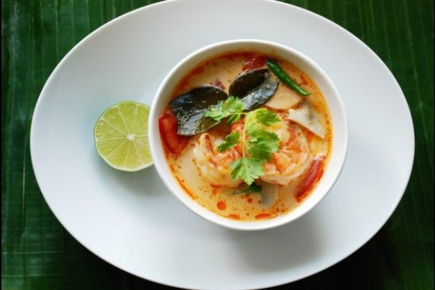 Thai-Kochkurs Köln –Tom Yam Gung