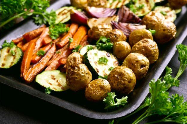 Vegetarischer Kochkurs Köln – Ofengemüse