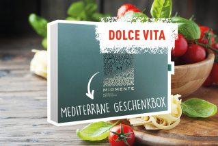 Geschenkidee für Italienfans Dolce Vita