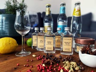 Gin Tasting at Home How-to-make-your-own-gin@Home