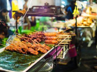 Online Kochkurs Thai-Streetfood-Kochkurs@Home