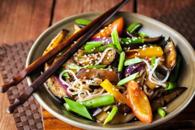 Thai-Kochkurs Frankfurt – aus dem Wok