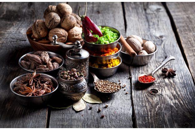 Ayurveda-Kochkurs Bad Vilbel – aromatische Gewürze