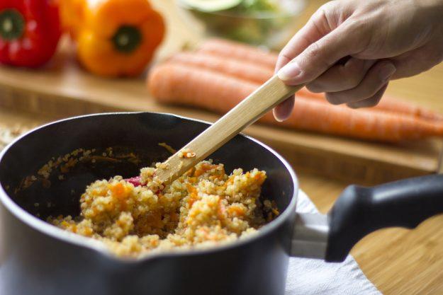 Ayurveda-Kochkurs Bad Vilbel – Quinoa im Topf