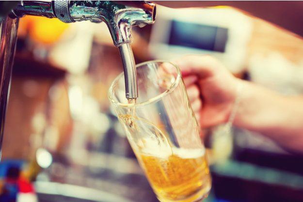 Bierprobe Frankfurt – Bier zapfen