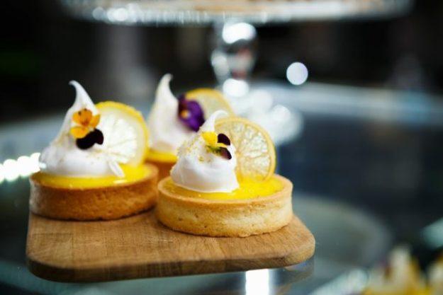 Der krönende Abschluss –Lemon Tartelettes
