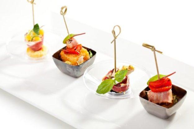 Fingerfood - Klein kommt groß raus - Delikate Kleinigkeiten
