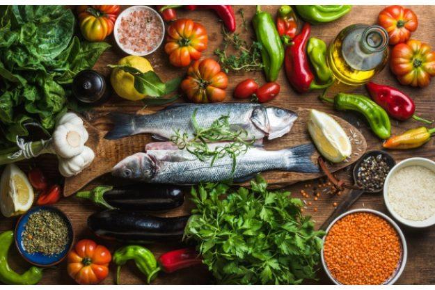 Fisch-Kochkurs Frankfurt - frischer Fisch mit Gemüse