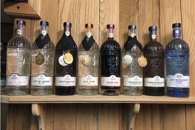 Gin selber machen Frankfurt – Gin Stile