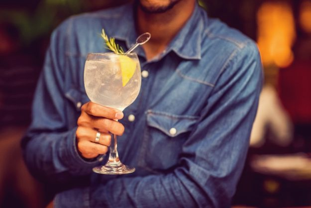 Gin-Tasting Frankfurt-Hofheim – Gin-Tonic im Glas