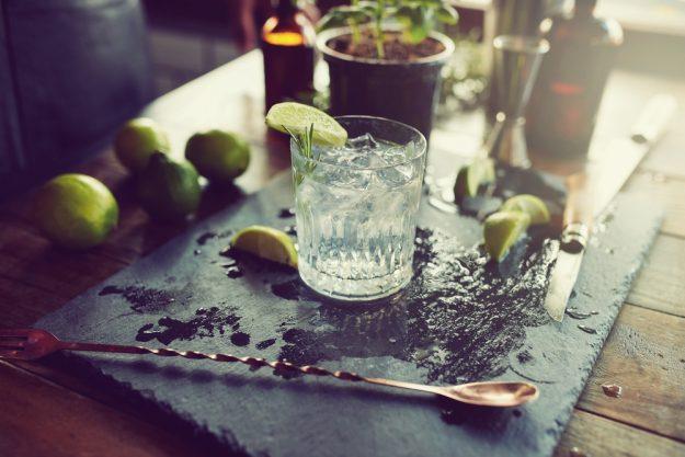 Gin-Tasting Frankfurt-Hofheim – Zutaten fürs die Gin-Verkostung
