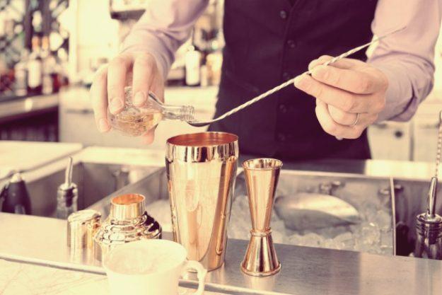 Gin-Tasting Frankfurt – Bartender und Gin