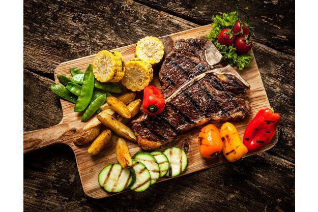 Grillkurs Frankfurt – Grillplatte mit Gemüse