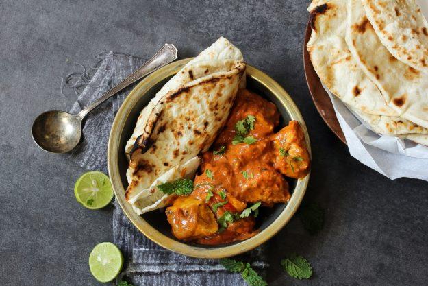 Indischer Kochkurs Frankfurt – Curry mit Naan