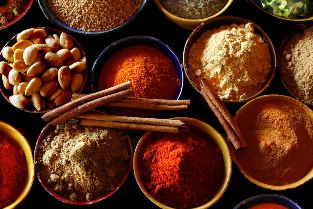 Indischer Kochkurs Frankfurt – indische Gewürze