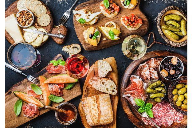 Italienischer Kochkurs Frankfurt – Antipasti Misto