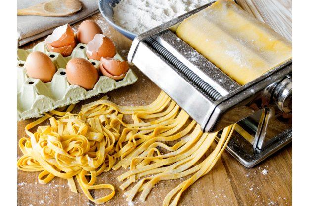 Italienischer Kochkurs Frankfurt – Nudelmaschine