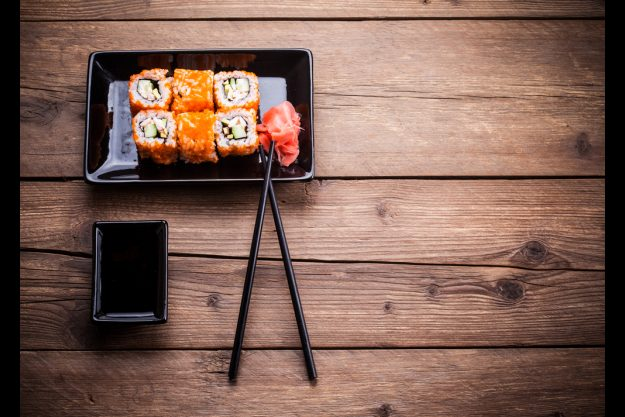 Japanischer Kochkurs Frankfurt – Maki Mix
