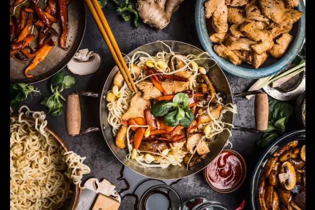 Japanischer Kochkurs Frankfurt –typisch japanisches Gericht