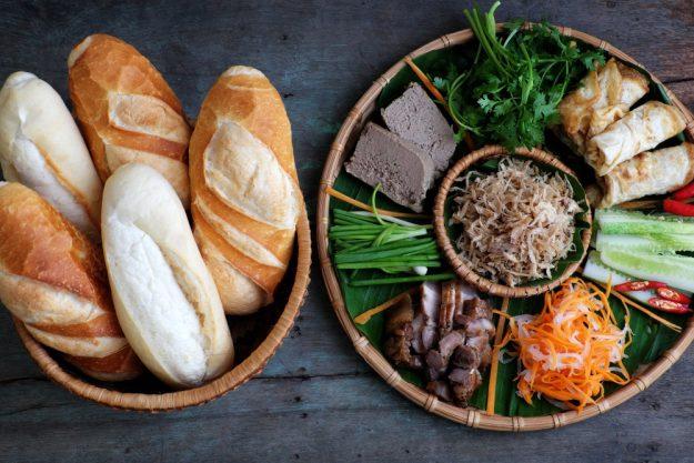 Online Kochkurs Streetfood – frisches Banh Mi