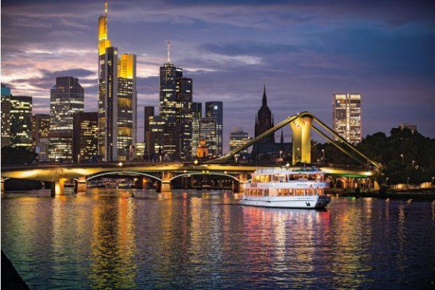 Krimi&Dinner Frankfurt – Krimi auf Schiff