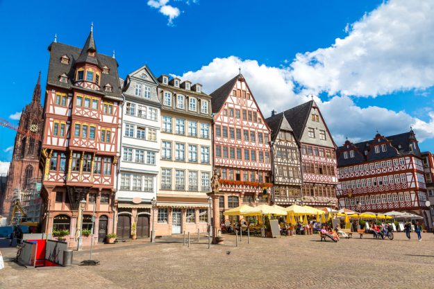 Kulinarische Stadtführung Frankfurt – Frankfurt Innenstadt