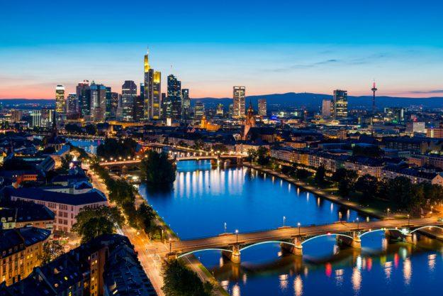 Kulinarische Stadtführung Frankfurt – Skyline Frankfurt