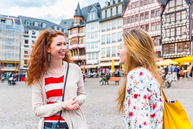 Kulinarische Stadtführung Frankfurt – Frauen in Frankfurt unterwegs