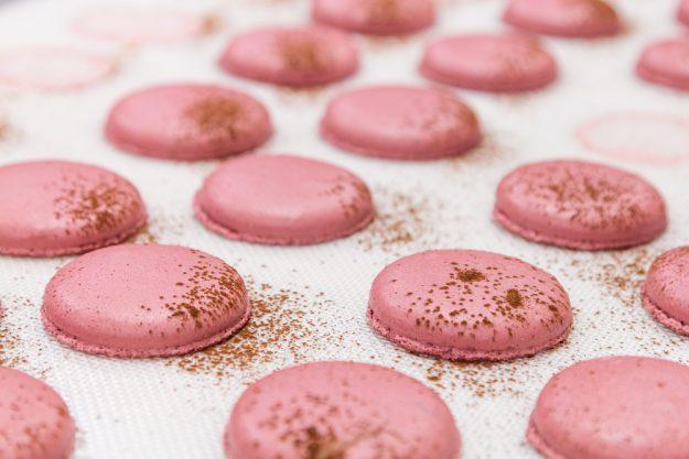 Macarons-Backkurs Frankfurt – Macarons-Baisers