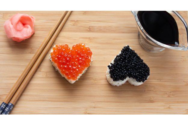 Sushi-Kurs Frankfurt – Kaviar