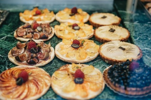 Tapas-Kochkurs Frankfurt –Tartelettes mit Birne