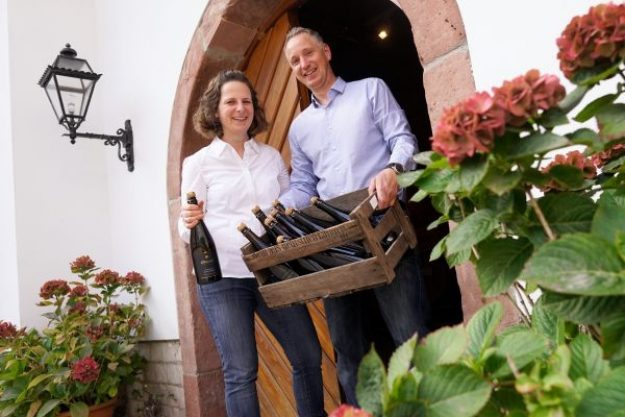 Weinprobe@Home –Barbara Roth und Thorsten Ochocki