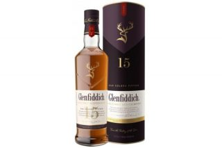 Glenfiddich Single Malt Whisky Glenfiddich Single Malt Whisky 15 Jahre