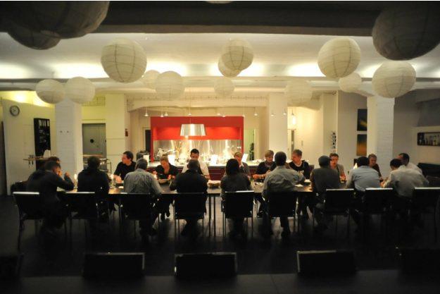 Firmenfeier in Mannheim Location